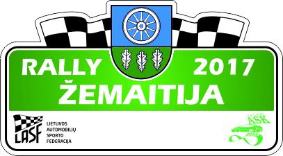logo rally zemaitija