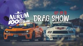 """Aurum 1006km"" Drag Show Bracket 2018 papildomi nuostatai"